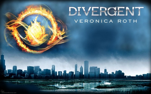 [Chronique] Divergent, tome I - II - Veronica Roth