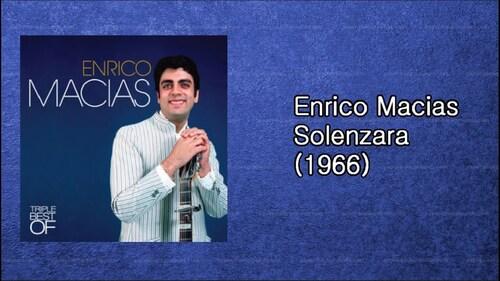 MACIAS, Enrico - Solenzara (Romantique)