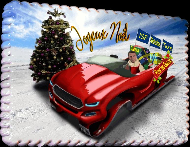 Joyeux Noël (Humour Noir..! </div><div id=