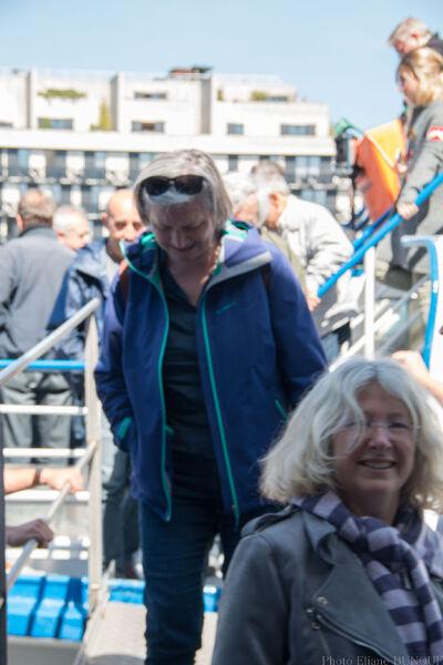 Vendredi 11 mai : Visite à Paris