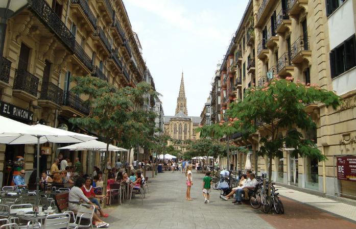 Culturelle et éclectique, San Sebastian est parfaite pour des vacances en célibataire
