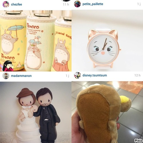 FAVORIS | Instagram Juin 2015 - Shopping