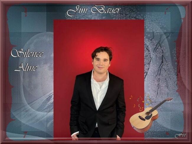 """Jim Bauer """"Silence""""& Aline"""