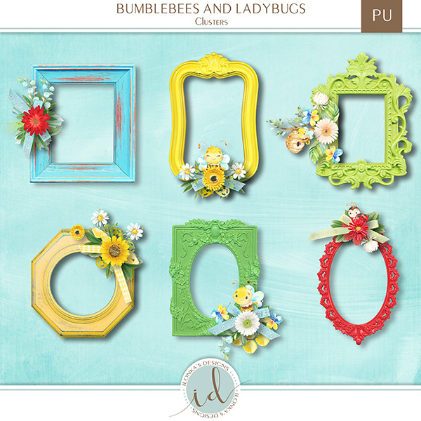Bumblebees And Ladybugs - Release April 15th 2019 id_bum16.jpg
