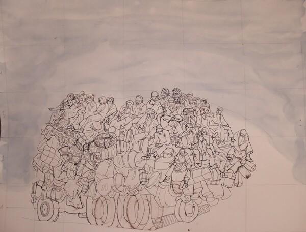 """Mercredi - Exposition sur le thème Rêve d'envol : """"Rêve d'avenir"""" (2)"""
