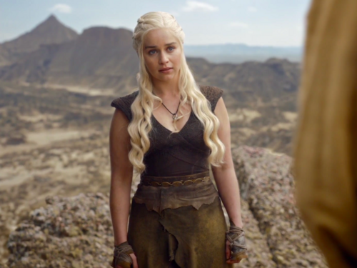 Khaleesi is back!