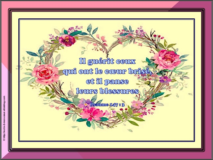 Ronde Versets du coeur 137