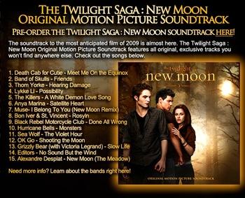 ost - new moon