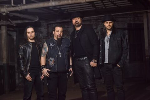 "ADRENALINE MOB - ""King Of The Ring"" (Clip)"