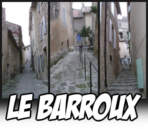 ESCAPADE  AU  BARROUX