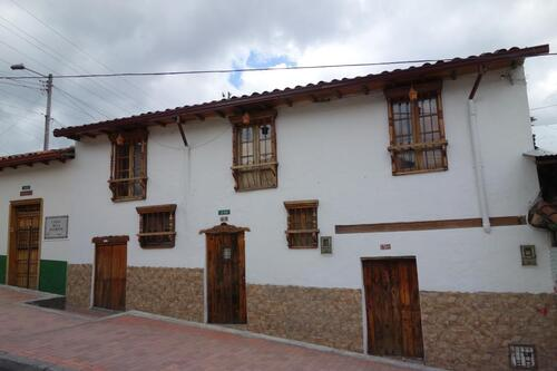Bogota Terminado en vrac
