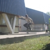 raphi flip over pti gap to green