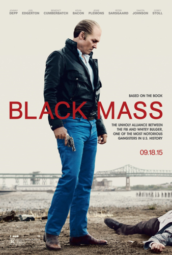 Strictly criminal, Black mass, Scott Cooper, 2015