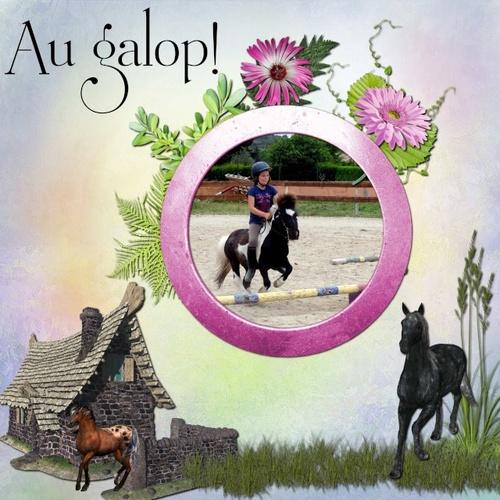 Kit Mon cheval mon ami