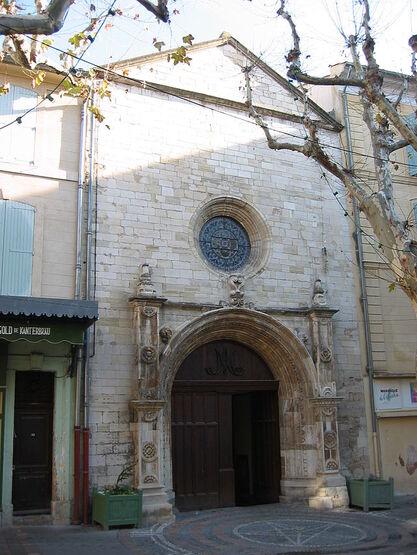 Image illustrative de l'article Église Notre-Dame-de-Romigier de Manosque