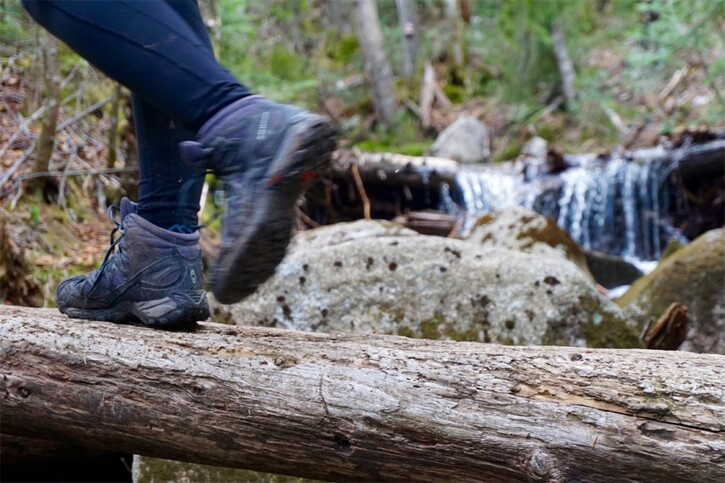 Partir à l'Aventure:  Des montagnes pour s'évader au New Hampshire