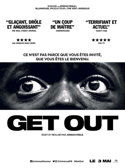 GET OUT BOX OFFICE FRANCE 2017