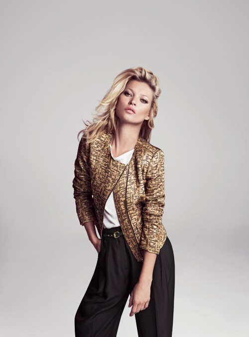 Kate Moss : Provocatrice d'envies ...
