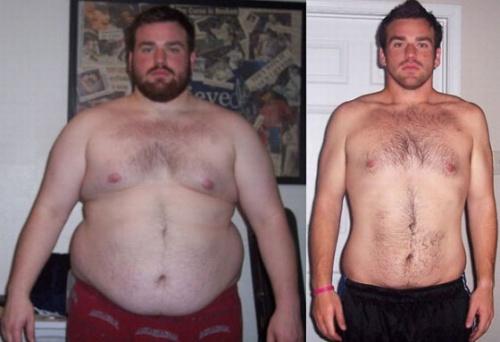 ben 60 kilos perdus