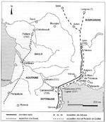 La bataille de Poitiers 17 octobre 732