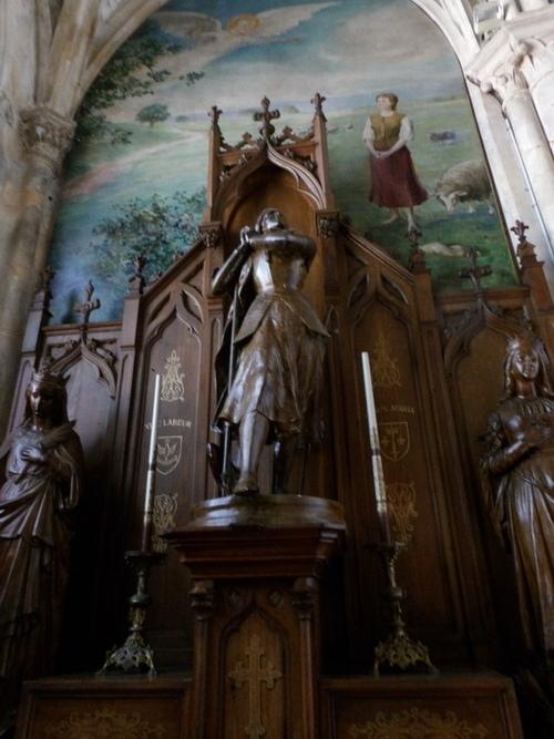 La collégiale Notre-Dame et Saint-Laurent