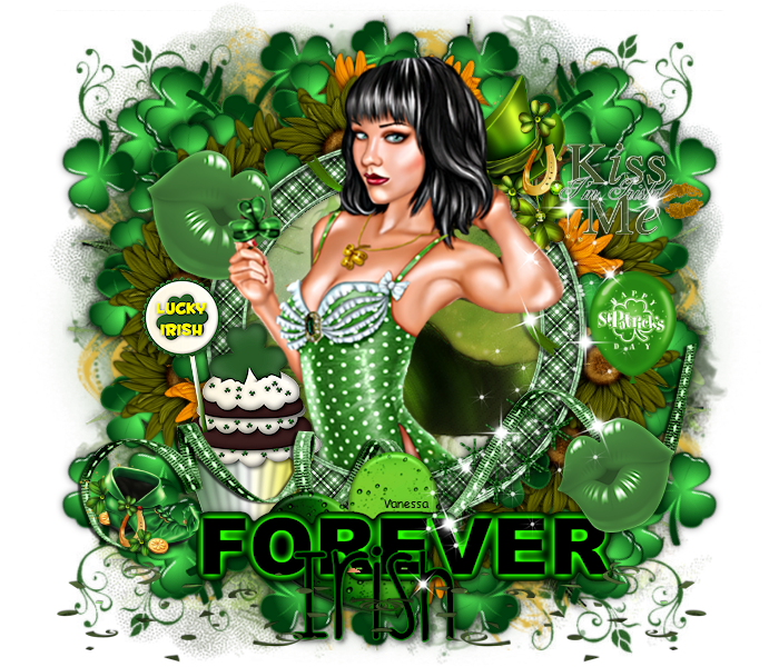 Tutos 2 - Forever Irish