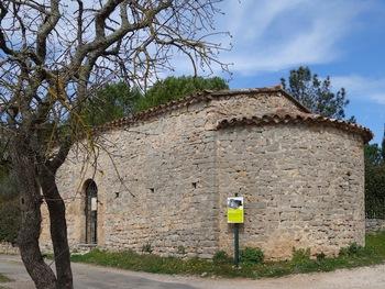 La Chapelle Saint-Jaume