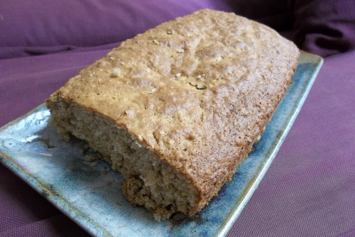Banana bread aux fruits secs