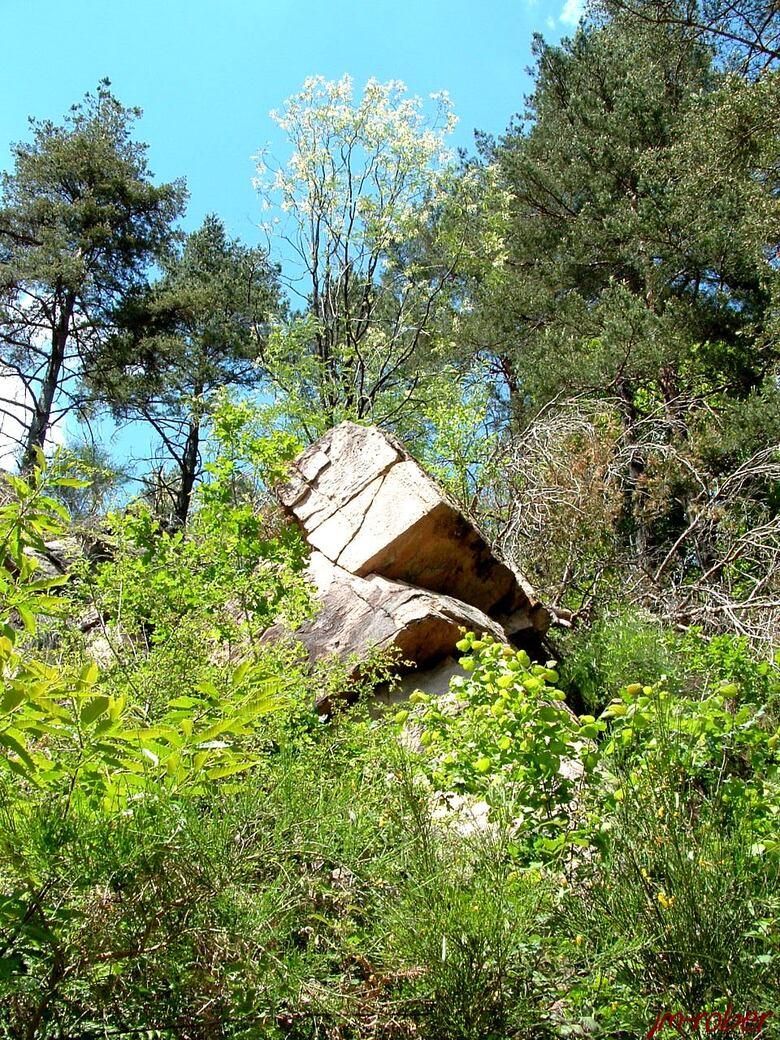 Limousin: Aubazines, une balade corrézienne (2) le canal des Moines