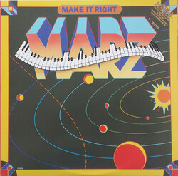 Marz - Make It Right - Complete LP