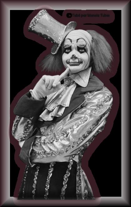 Tube clown 2979