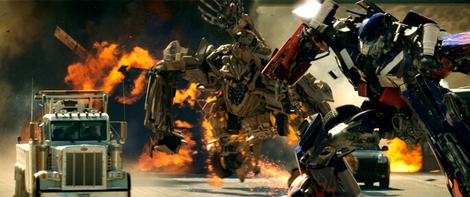 [UHD Blu-ray] Transformers