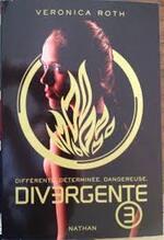 Chronique du roman {Divergente; tome 3}