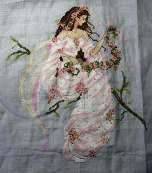 """Fairy spring spirit"" - 12èmè étape"