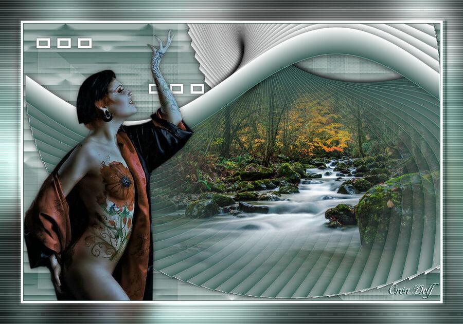 Verde Magico : Amparito Silva / Sophie