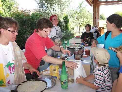 La 4e journée du Festival Pleine Nature à Ladornac