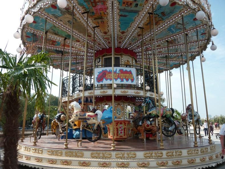 carrousel du Trocadéro
