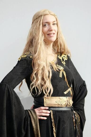 Robe de deuil de Cersei