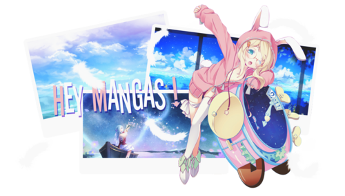 "Header ""Hey Mangas"""