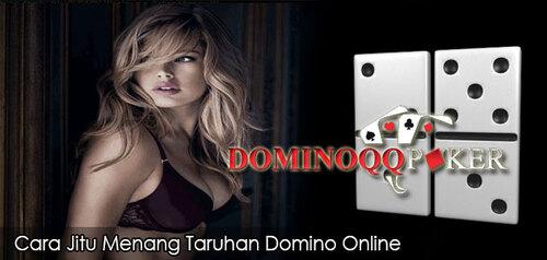 Cara Jitu Menang Taruhan Domino Online