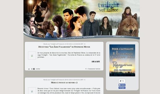 Design site TVF