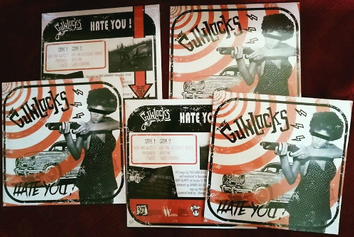 The Gunlocks - Un maxi 45 tours vivifiant !