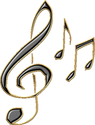 NOTES MUSICALES/MUSICAL NOTES