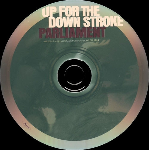 "Parliament : Album "" Up For The Down Stroke "" Casablanca Records NBLP 7002 [ US ]"