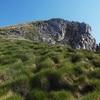 Remontée de la crête Sud du pic de Peyrelue