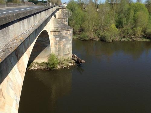 Pont sur la Creuse