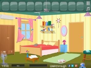 Bed room escape 2