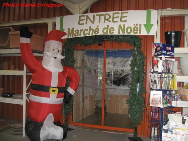 René Drappier a admiré la féérie de Noël  à Châtillon sur Seine et à Châteauvillain