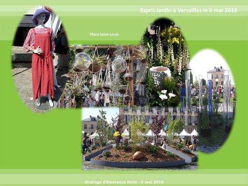 Esprit Jardin à Versailles