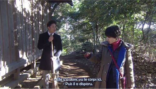 [SORTIE] Watashi no kirai na tantei épisode 3